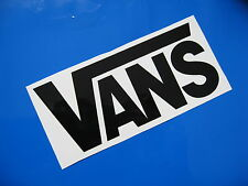 Vans Skate stickers/decals X 2