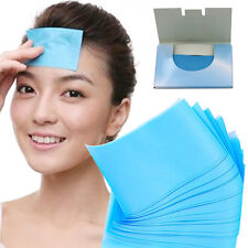 CHIC HOT AC OZ 100 Sheets Make Up Oil Absorbing Blotting Facial Face Clean Paper