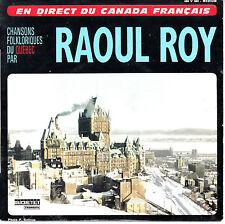 """7"""" FRENCH EP 45 TOURS RAOUL ROY """"Le Chant De L'alouette +3"""" 1965 QUEBEC"""