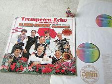 OBERKRAINER AVSENIK Trompeten-Echo aus Oberkrain 1983 2LP+FOC TELEFUNKEN 6.28613