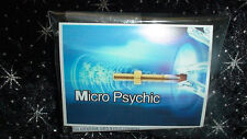 MAGIC TRICK - MICRO PSYCHIC -NUT OFF BOLT TRICK  A baffling illusion easy to do!