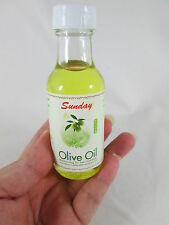 SUNDAY Olive Oil for Hair Moisturizing for Hair and Body Natural 50 ml.