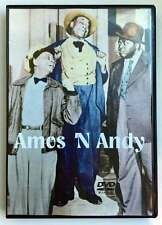 AMOS AND ANDY DVD COLLECTION NEW N GREAT COMEDY   BONUS