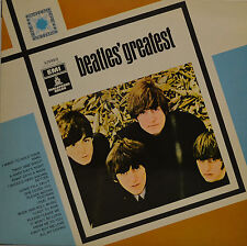 "Beatles-Greatest omhs 3001 12"" LP (s795)"