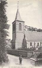 France Postcard - La Poterie - [Seine - Inferieure] - L'Eglise   A8794