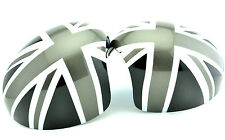 UNION JACK MINI Cooper R57 R56 R55 R60 R58 R59 2007+ Automatic Car Mirrors Caps