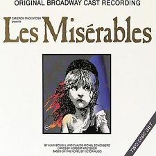 Alain Boublil, Claude-Michel Sch, Les Miserables (1987 Original Broadway Cast),