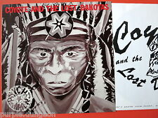 "Coyote And The Lost Dakotas ‎– Psychman    12""  Vinyl   5 tracks"