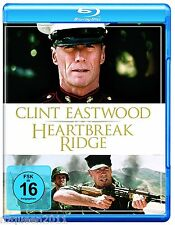 "Heartbreak Ridge [Blu-ray]  ""Gunny""  Clint Eastwood * NEU & OVP *"