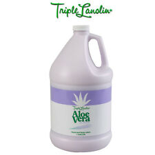 Triple Lanolin LAVENDER Vera Hand & Body lotion - 1 Gallon