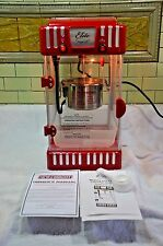 Elite 2.5 oz classic electric popcorn maker mod. epm-250 with instructions