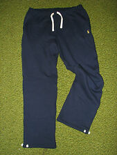 Mens (4XLT-Tall) POLO-RALPH LAUREN Fleece Navy Sweatpants Pants w/ back pocket