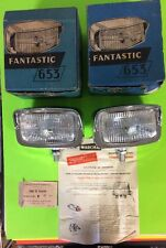Marchal Fog Lights For Early 1968 Shelby GT 500 & GT 350.