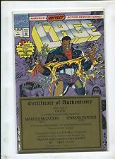 CAGE #1 AUTOGRAPHED BY MCLAURIN AND TURNER DREAMLAND EXCLUSIVE #ED TO 4000