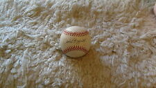 PHIL  RIZZUTO   SIGNED  AUTOGRAPH  BASEBALL  ON  SWEET SPOT  A.L.  BALL