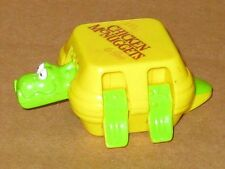 "1990 McDonalds Changeables Transformers McDino ""McNuggets-O-Saurus"" Figure"