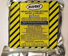 3600 Calorie Mayday Survival Food Bar Emergency Rations Camp Bug Out MRE