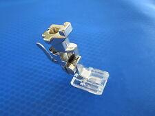 Transparent Invisible Pied Pour Fermeture Éclair BERNINA STYLE Machines 130 153
