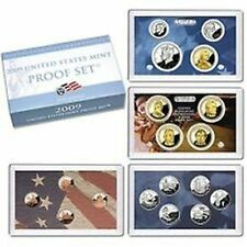 2009-US MINT PROOF SET WITH ORIGINAL GOVT. PACKAGING AND COA.