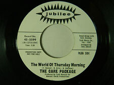 The Care Package dj 45 WORLD OF THURSDAY MORNING / TO DISCOVER ~ Jubilee VG++
