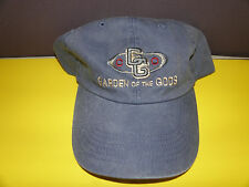 Garden of the Gods- Colorad Springs Logo Hat NWOT