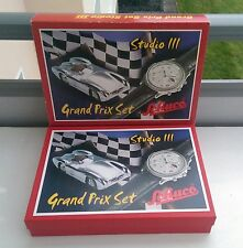SCHUCO 01642  STUDIO III GRAND PRIX SET NEUW. in OVP