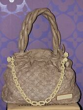 Louis Vuitton Monogram Olympe Stratus GM Ecru Beige Leather Tote $4K+ *Limited*!