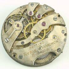 Longines Wristwatch Movement - Caliber 11.88  -  Spare Parts, Repair!