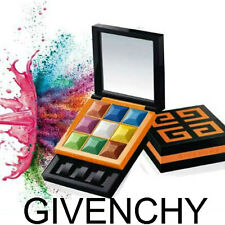 100% AUTHENTIC Exclusive GIVENCHY PROFESSIONAL 9-COLOR SHIMMER EYESHADOW PALETTE