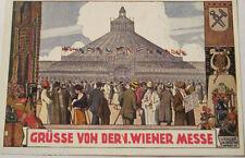 """""""Wien, Messe, Fotoapparat """" 1910, A. Böth Wien ♥ (22439)"""