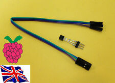 Rs-Pi 1-Wire DS18B20 Temperature Sensor for Raspberry Pi