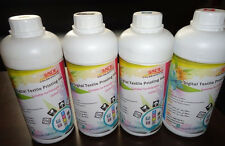 Dye Sublimation ink 4 liters C M Y K for printers with epson head DX5 DX6 DX7