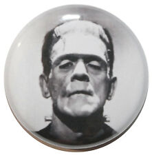 "1"" (25mm) Frankenstein 1931 Horror Movie Button Badge Pin - High Quality"