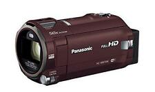 NEW Panasonic HC-W870M 64GB Video Camera Camcorder -Brown- *Free Shipping*