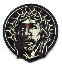 CROWN OF THORNS by almera IRON-ON PATCH **FREE SHIPPING** jesus christ map29
