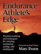 Marc Evans - Endurance Athletes Edge (1997) - Used - Trade Paper (Paperback