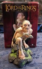 LOTR- RARE-GOLLUM- SIDESHOW WETA 7202/7500 THE TWO TOWERS- THE HOBBIT