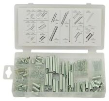 150PC QUALITY SPRING ASSORTMENT KIT WORKSHOP GARAGE COMPRESSION & EXPANSION