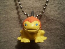 Digimon Gizamon Figure Charm Anime Collectible Necklace