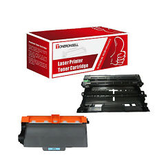 Compatible TN750 Toner Cartridge + DR720 Drum For Brother 8110 8150 8155