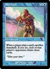 STANDSTILL Odyssey MTG Blue Enchantment Unc