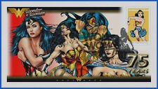Wonder Woman...  DC Comics... First Day Cover 2016 #020