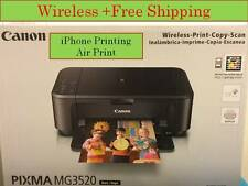 Canon Pixma MG3520/3620 All In One  wireless Printer-sealed Airprint-NEW