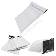 "10 Bubble Mail Plastic protect Padded Envelope Shipping Poly Bag 7x9"" 23 x 18cm"