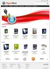 Wordpress Plugins Store Website For Sale - 30+ Products Preloaded