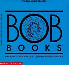 Bob Bks.: Bob Books for Beginning Readers Set 1 by Bobby L. Maslen (1994,...
