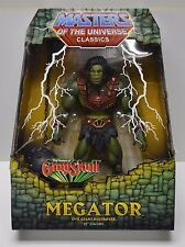 Masters of the Universe Classics (MOTUC) MEGATOR EVIL GIANT Action Figure