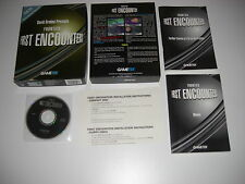 Frontier FIRST ENCOUNTER Pc IBM Original Elite III FFE BIG BOX by David Braben