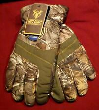 Waterproof Winter Hunting Gloves - Hot Shot / Realtree Xtra Camo / Insulated MED
