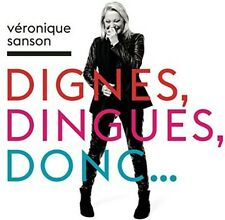Dignes Dingues Donc - Veronique Sanson (2016, CD NIEUW)
